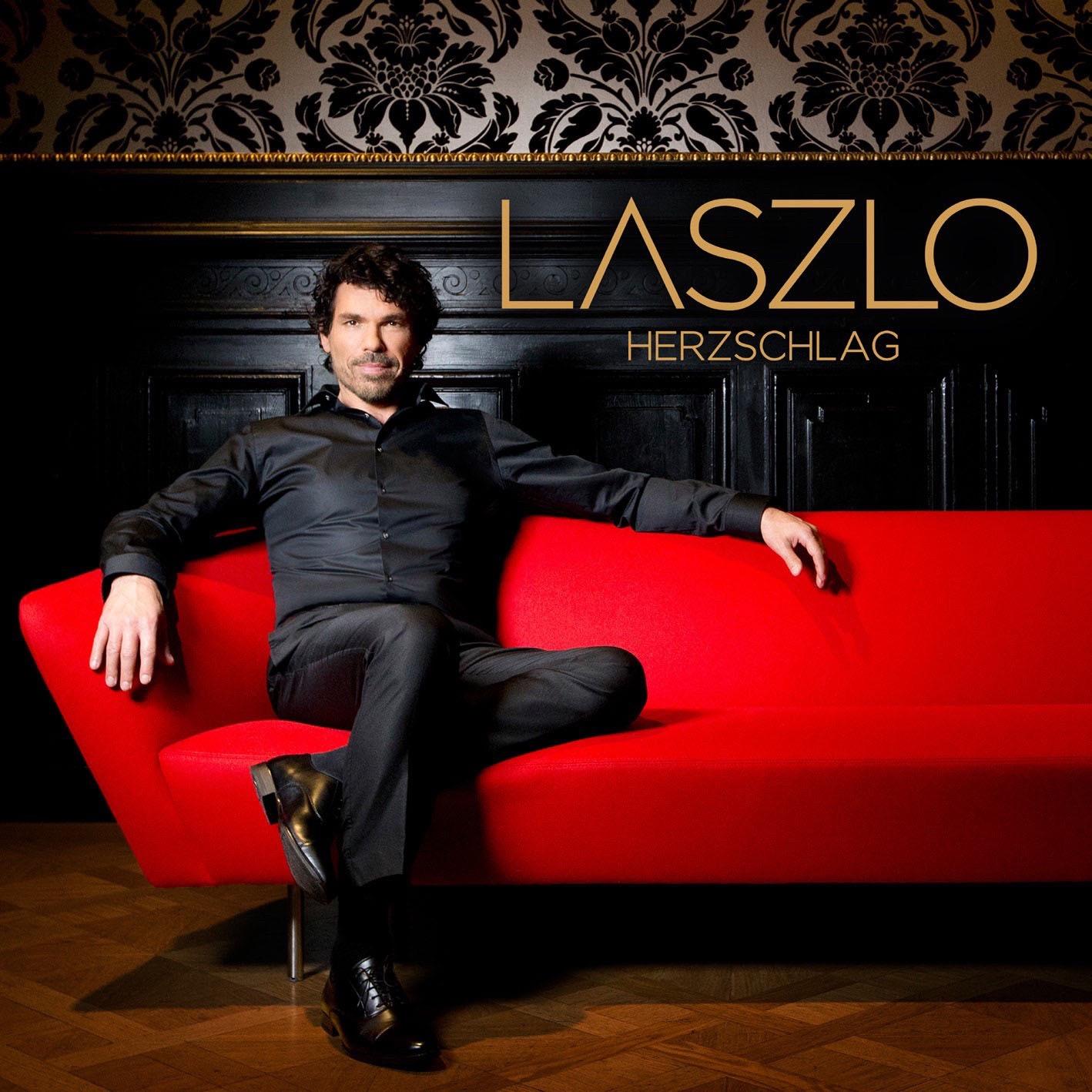 LASZLO HERZSCHLAG COVER TENOR KLASSIK POP NEU LEIDENSCHAFT LEBEN LIEBEN HOFFNUNG SOUNDTRACK FILMMUSIK CHARTS
